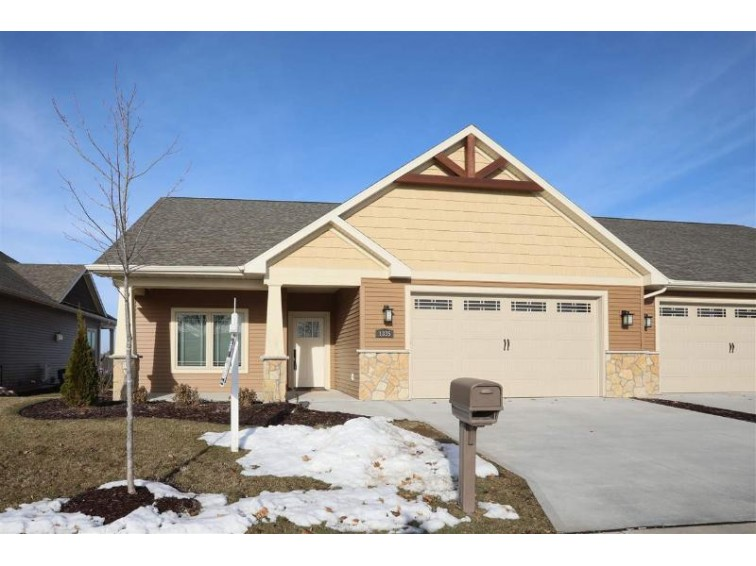 1335 Prairie Lake Circle, Neenah, WI by Coldwell Banker Real Estate Group $328,900