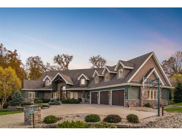 1807 Yelk Rd Marshall, WI 53559 by Inventure Realty Group, Inc $849,900