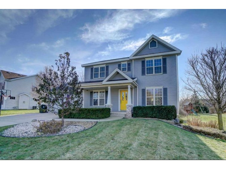 831 Willow Brook Tr Sun Prairie, WI 53590 by First Weber Real Estate $319,900