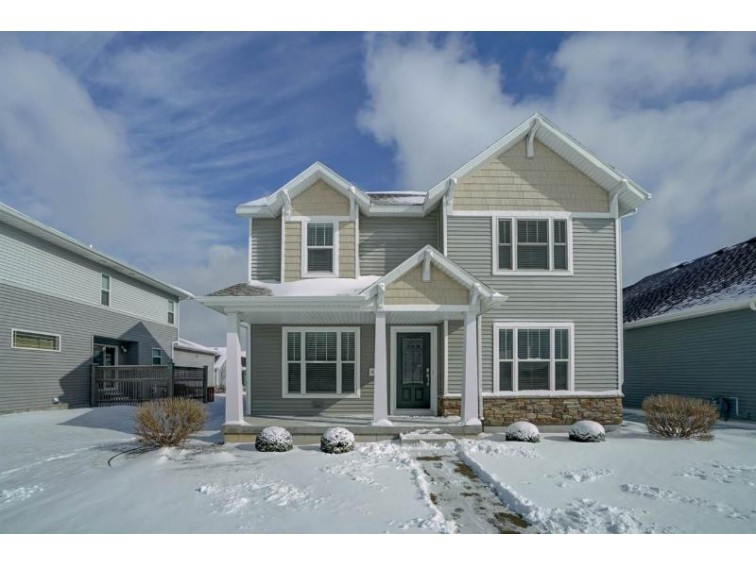443 North Star Dr Madison, WI 53718 by First Weber Real Estate $324,600