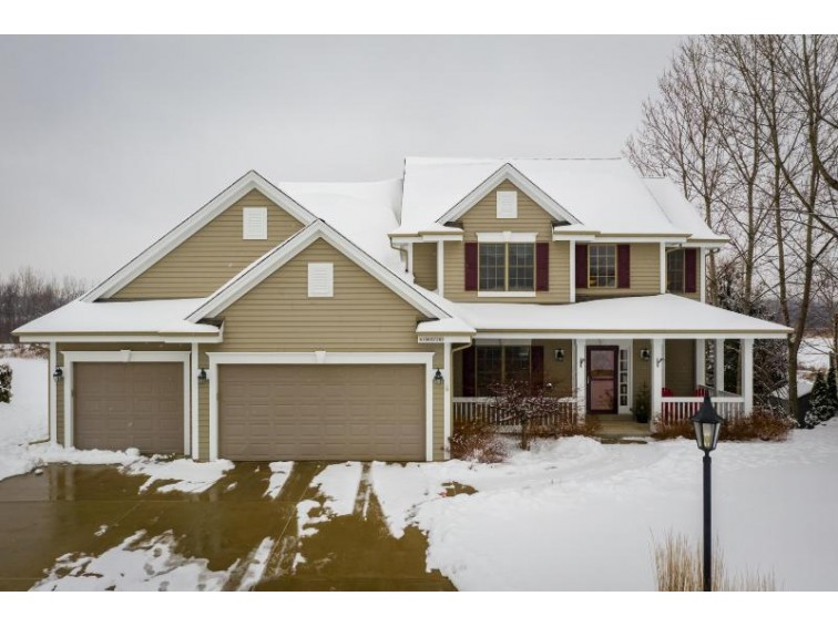 W156S7282 Quietwood Dr Muskego, WI 53150-0786 by First Weber Real Estate $459,900