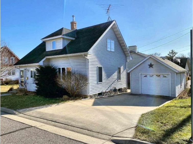 955 Cedar St Plain, WI 53577 by First Weber Real Estate $135,000