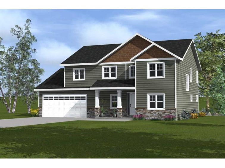 5924 Hialeah Dr Fitchburg, WI 53711 by Artisan Craft Homes, Llc $641,205