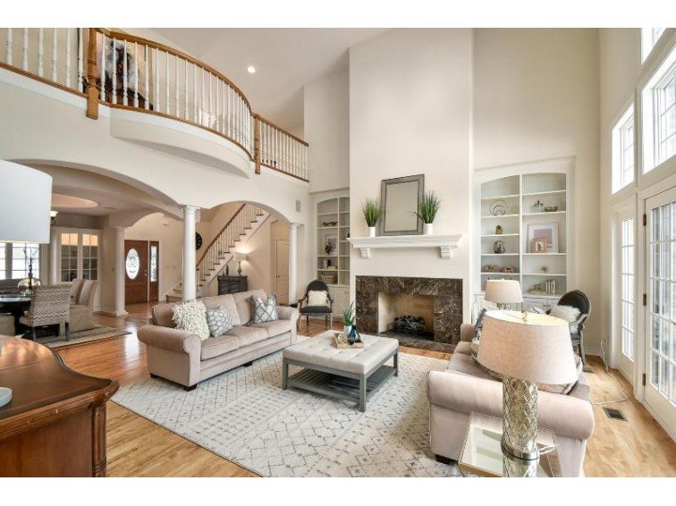 12855 N Birch Creek Rd Mequon, WI 53097-2350 by First Weber Real Estate $1,025,000
