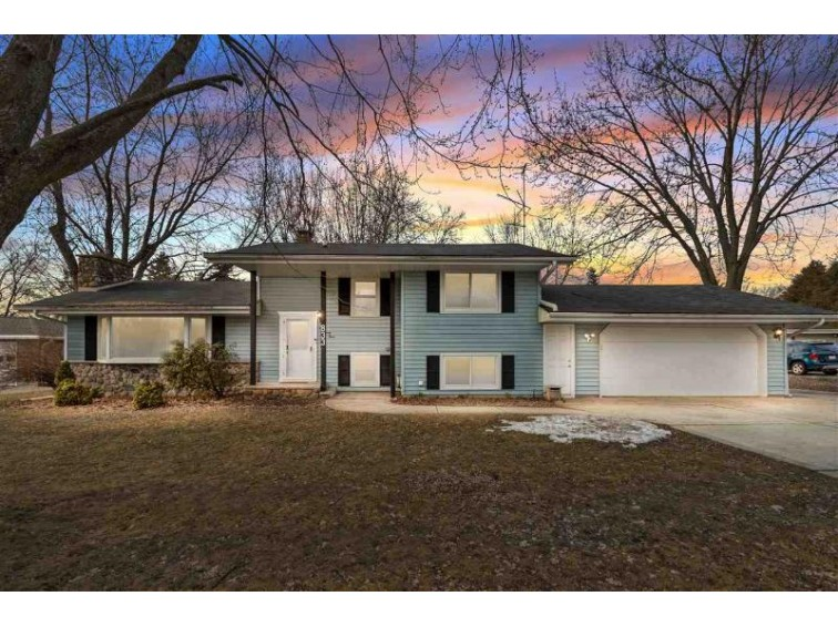 833 Butte Street Neenah, WI 54956-2007 by Keller Williams Fox Cities $184,900