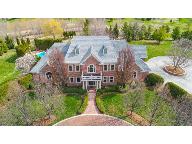 7832 W Cheverny Dr Mequon, WI 53097-2528 by First Weber Real Estate $1,600,000