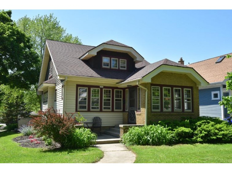 2503 N 67th St Wauwatosa, WI 53213-1442 by Shorewest Realtors, Inc. $269,900