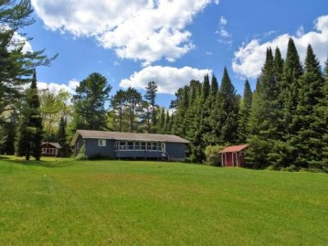 9006 Mid Lake Rd, Woodruff, WI 54568