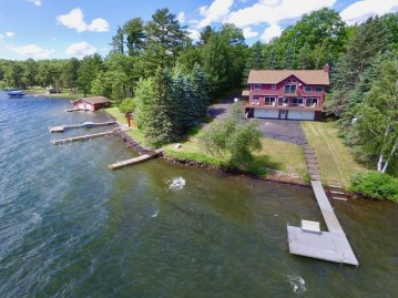 7371 Retreat Dr, Woodruff, WI 54568