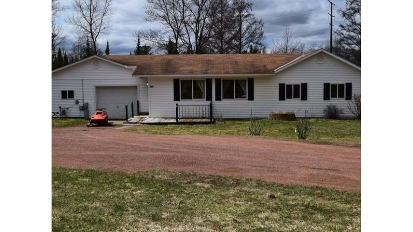 3171 Boyce Dr Crescent, WI 54501 by Pine Point Realty $65,000