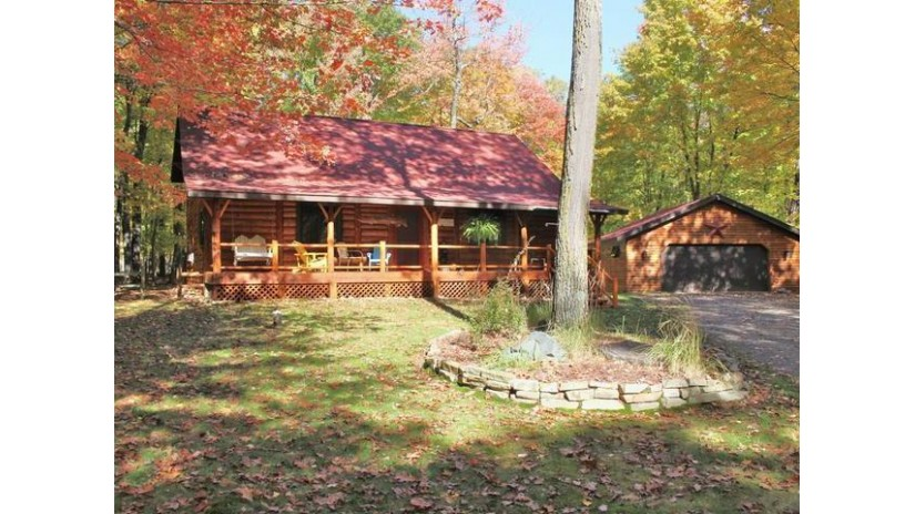 9136 Davies Rd Minocqua, WI 5458 by Coldwell Banker Mulleady - Mnq $214,900