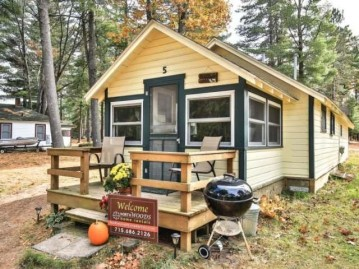 5791 Birch Hill Rd, Manitowish Waters, WI 54545