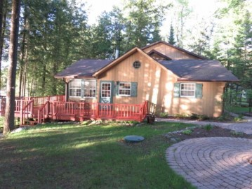 17701 NICOLET Road, Townsend, WI 54175