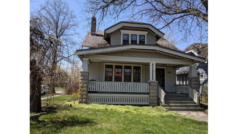 2203 N 54th St Milwaukee, WI 53208 by Coldwell Banker Residential Brokerage $199,900