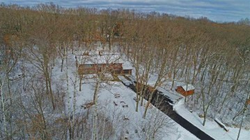 N7240 OAK RIDGE Road, Scandinavia, WI 54945