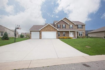 4126 N COBBLE CREEK Drive, Grand Chute, WI 54913