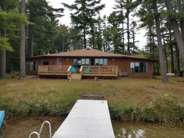 N5201 E LITTLE SILVER LAKE Road, Springwater, WI 54984