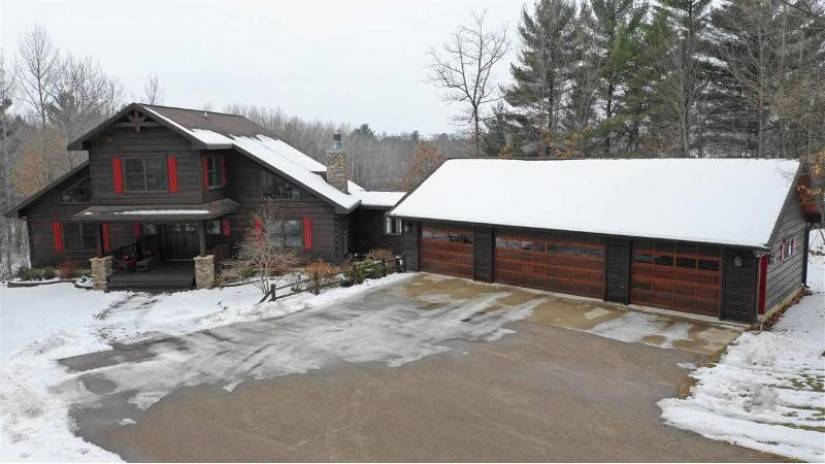 E1289 JOHNSON Road Iola, WI 54945 by RE/MAX Lyons Real Estate $389,000