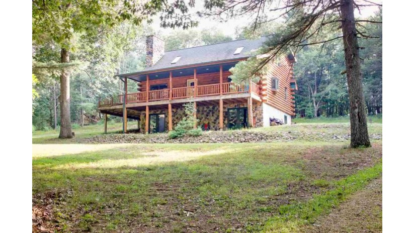 N4587 Glacier Lake Dr Oxford, WI 53952 by Coldwell Banker Advantage Llc $325,000