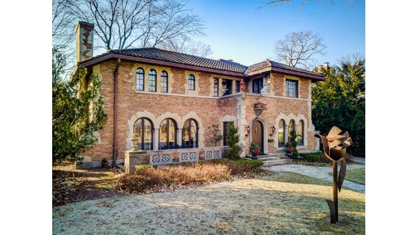 4837 N Lake Dr Whitefish Bay, WI 53217 by Powers Realty Group $899,900
