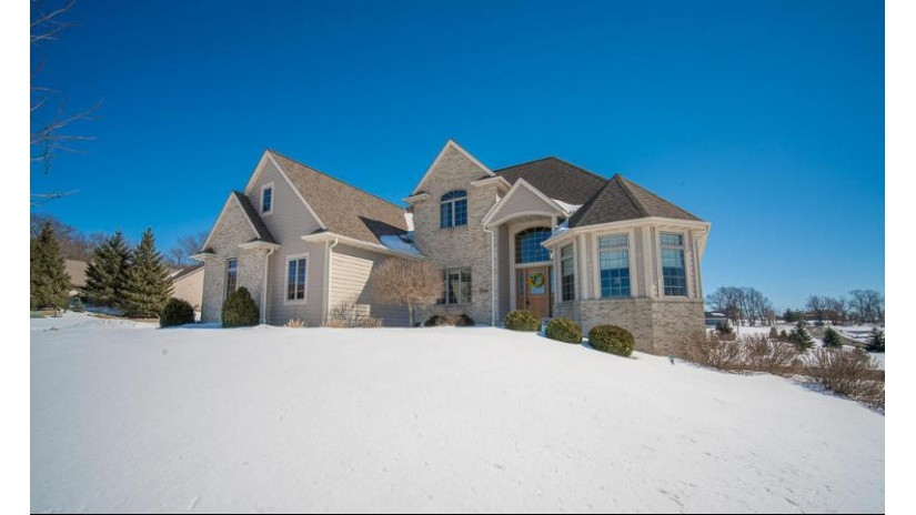 5584 Woodcrest Dr Addison, WI 53027-9812 by Exsell Real Estate Experts LLC $499,900