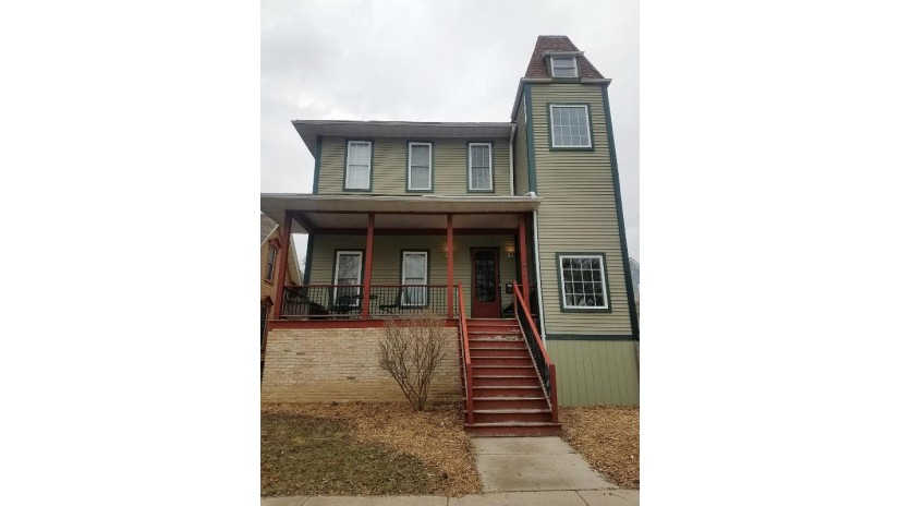 2031 N Booth St Milwaukee, WI 53212-3403 by Coldwell Banker HomeSale Realty - Franklin $389,900