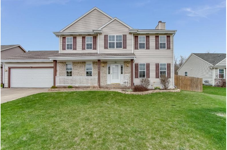 628 Fox Run Ln Mount Pleasant-