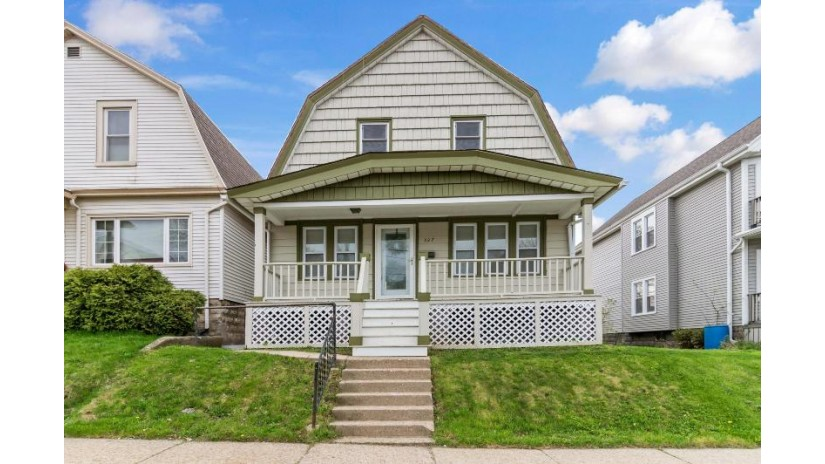 327 E Deer Pl Milwaukee, WI 53207-1505 by Nested Real Estate LLC $245,000