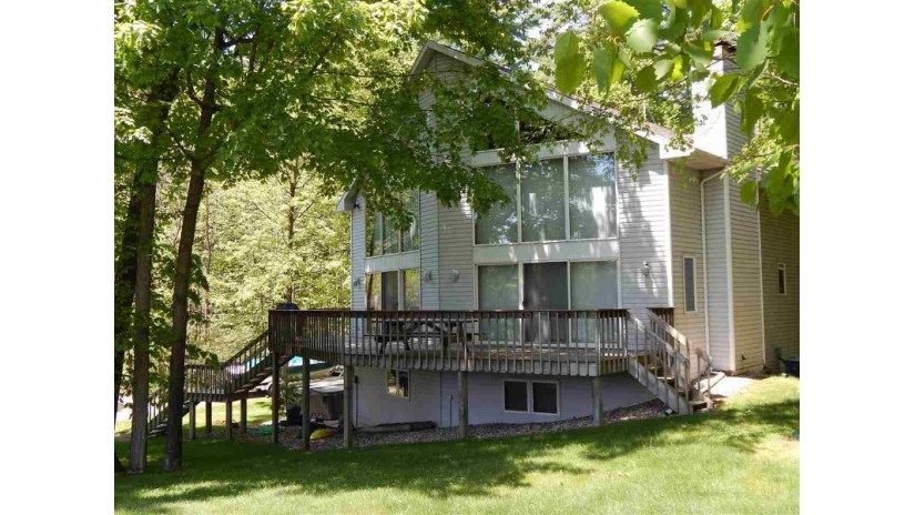 W2573 Tall Moon Road Menominee, WI 54135-9596 by Coldwell Banker Real Estate Group $450,000