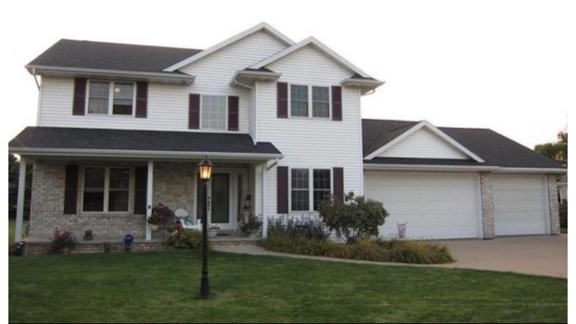 N9325 SNAPDRAGON Lane Harrison, WI 54915-7435 by Design Realty $284,000