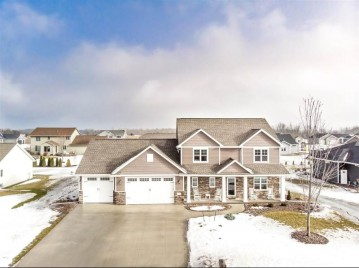 W5042 Natures Way Drive, Sherwood, WI 54169