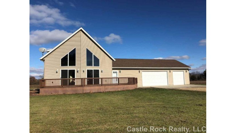 N2372 26th Ave Kildare, WI 53944 by Castle Rock Realty Llc $244,980
