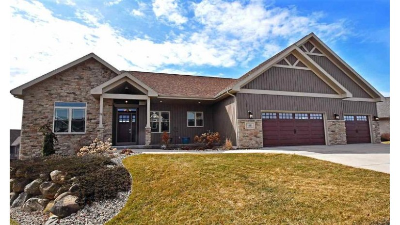 811 Bluebird Pass Cambridge, WI 53523 by First Weber Inc $459,900