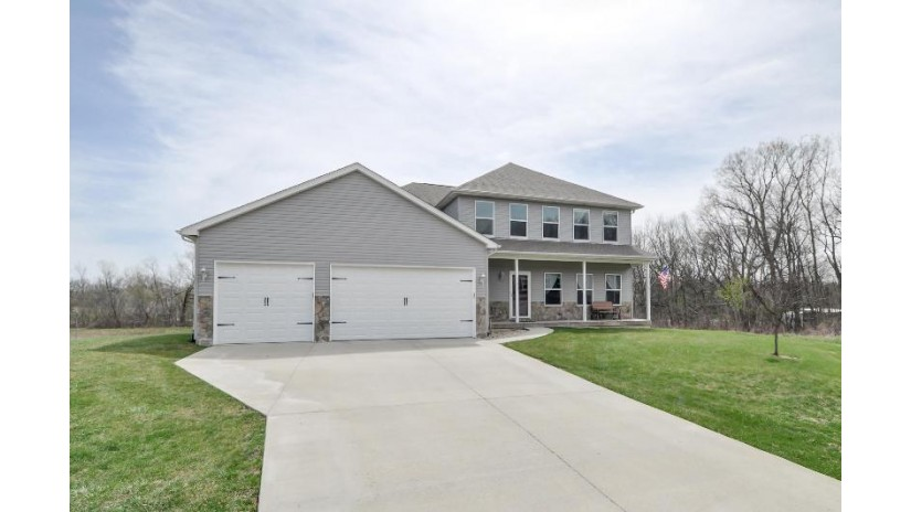 197 Koch Ct Twin Lakes, WI 53181-8002 by Bear Realty, Inc $299,900