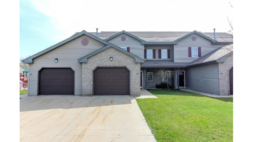 103 Waverly Dr Cambridge, WI 53523-9245 by First Weber, Inc.-Cambridge $149,900