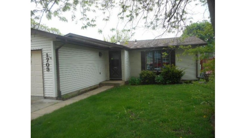 1703 Madison St Waukesha, WI 53188-4815 by Coldwell Banker HomeSale Realty - New Berlin $190,000