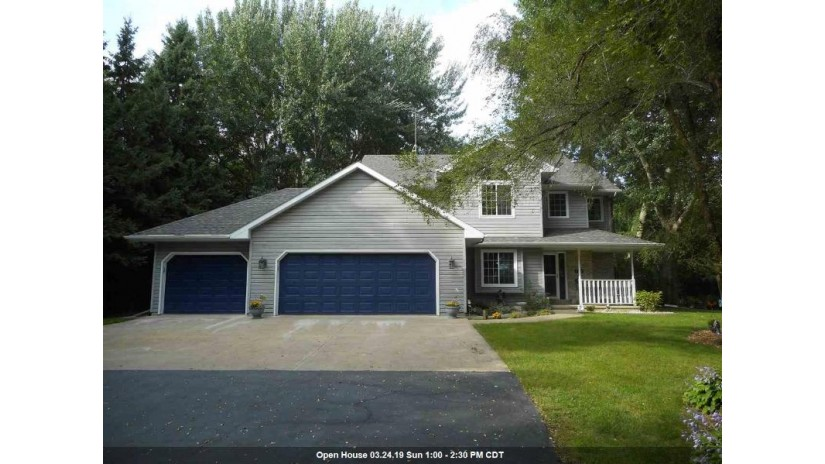 718 JAMES Road Nekimi, WI 54964-0000 by First Weber Group $349,900