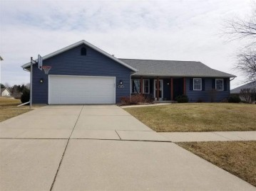 106 N 6th St, Evansville, WI 53536
