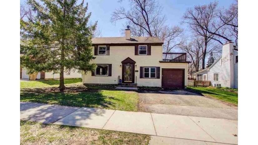 4129 Hillcrest Dr Madison, WI 53705 by Realty Executives Cooper Spransy $415,000
