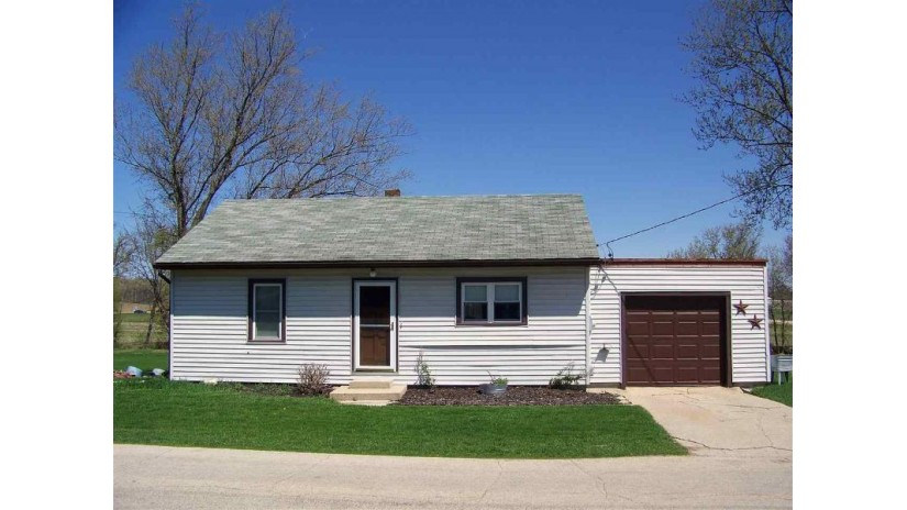 W2924 Mill St Jefferson, WI 53550 by Albertson Realty & Auction Service $99,900