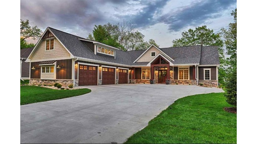 N6680 Upper Shorewood Hills Rd Lake Mills, WI 53551 by RE/MAX Community Realty $849,900