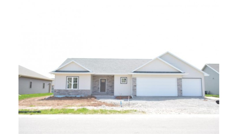 W6085 Ryford Street Harrison, WI 54952-8400 by RPM Homes LLC $328,900