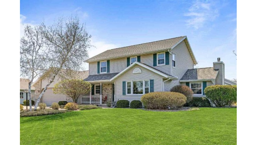 W5891 HEARTHSTONE Drive Harrison, WI 54915 by Century 21 Ace Realty $274,900