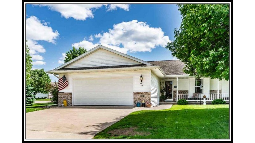 304 CORDY Lane Hortonville, WI 54944-9809 by Century 21 Ace Realty $174,900