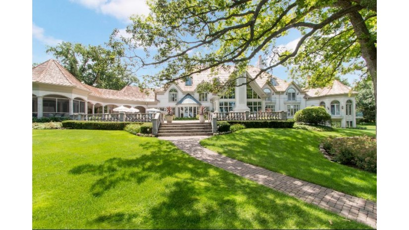 W4396 Basswood Dr Linn, WI 53147-3904 by Geneva Lakefront Realty $8,495,000