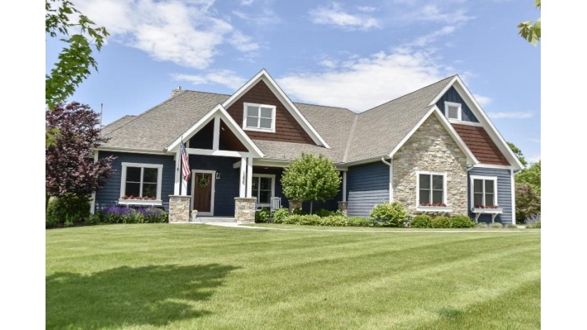 1256 Mary Hill Cir Hartland, WI 53029-8006 by Keller Williams Realty-Lake Country $799,900