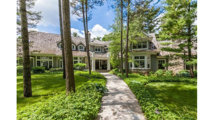 4425 N Sawyer Rd Oconomowoc Lake, WI 53066-3329 by Keller Williams Realty-Lake Country $5,995,000
