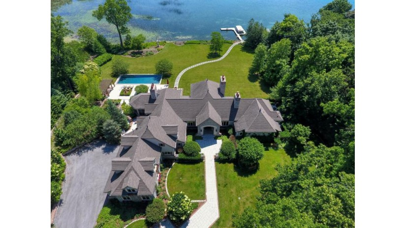 3934 N Hickory Ln Summit, WI 53066-4537 by The Real Estate Company Lake & Country $3,460,000