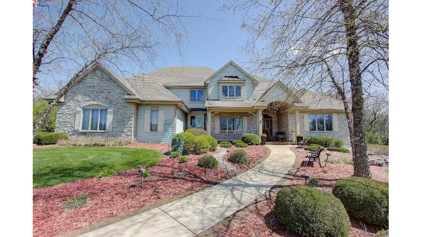 N48W28950 County Road JK Merton, WI 53029-2256 by The Real Estate Center, A Wisconsin LLC $1,049,900