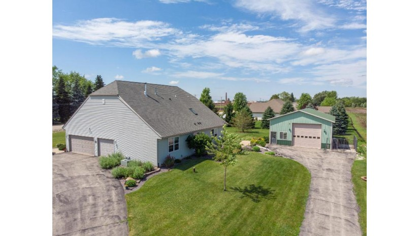 22930 Schroeder Rd Dover, WI 53139-9437 by Legacy Realty Group LLC $399,900
